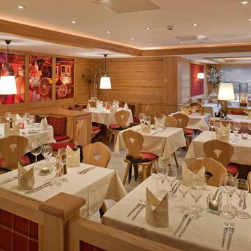 Restaurant Hotel Holiday