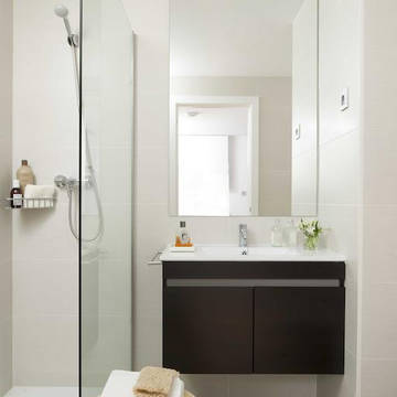 Badkamer Appartementen Eric Vökel Gran Via Suites