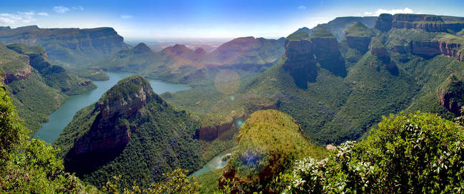 Blyde River Canyon, Zuid-Afrika