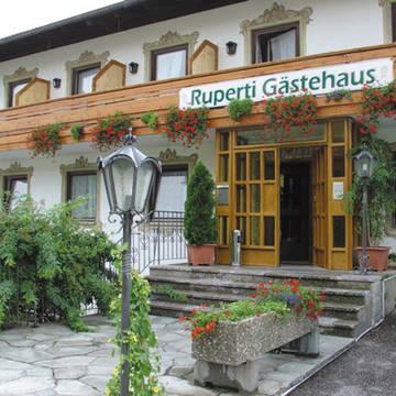 Vooraanzicht Hotel Rupertihof