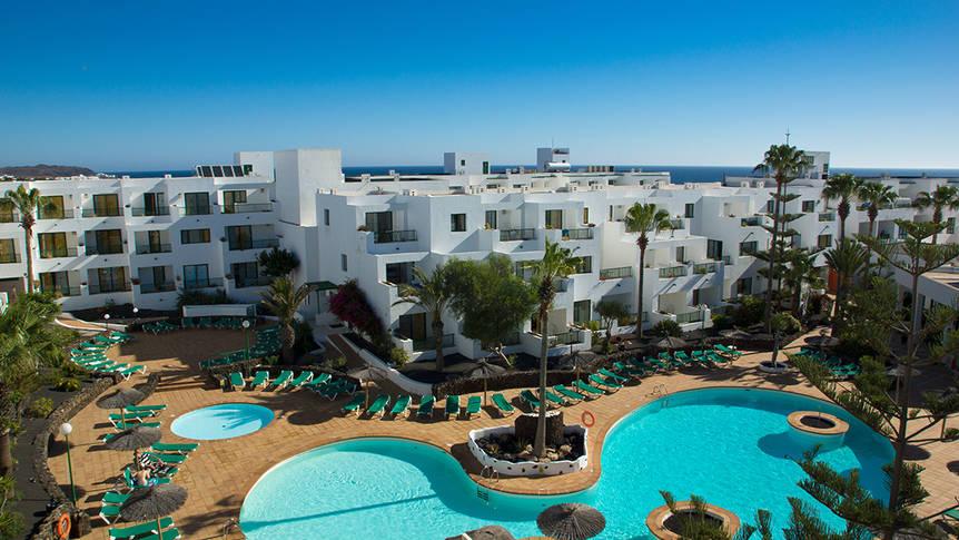 Zwembad Appartementen Galeon Playa