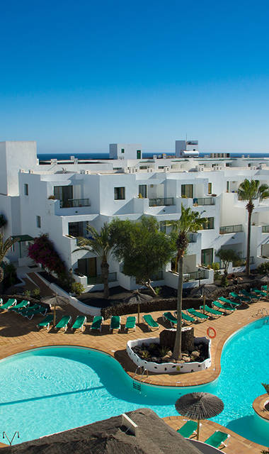 Appartementen Galeon Playa