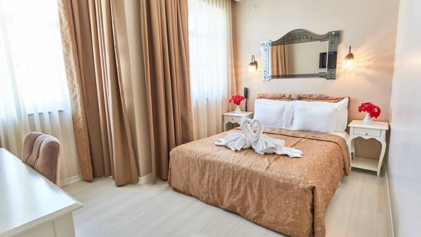 Standaard kamer Hotel Celal Sultan