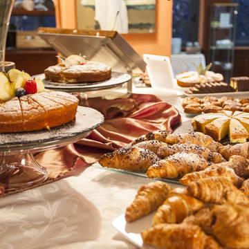 Ontbijt Hotel La Pace