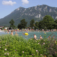 Inzell Badesee