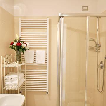 Voorbeeld badkamer Hotel Residenza Fiorentina