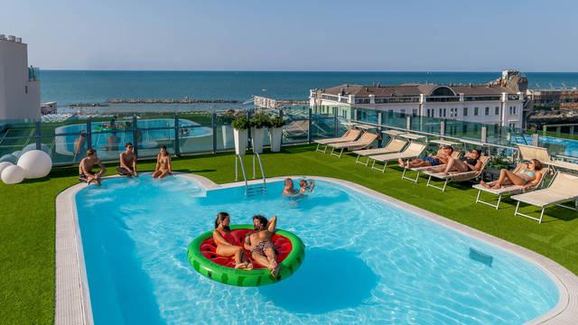 Zwembad Hotel San Marco