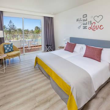 Kamervoorbeeld Hotel Abora Interclub Atlantic by Lopesan Hotels