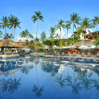 nusa dua beach hotel & spa - asian dream