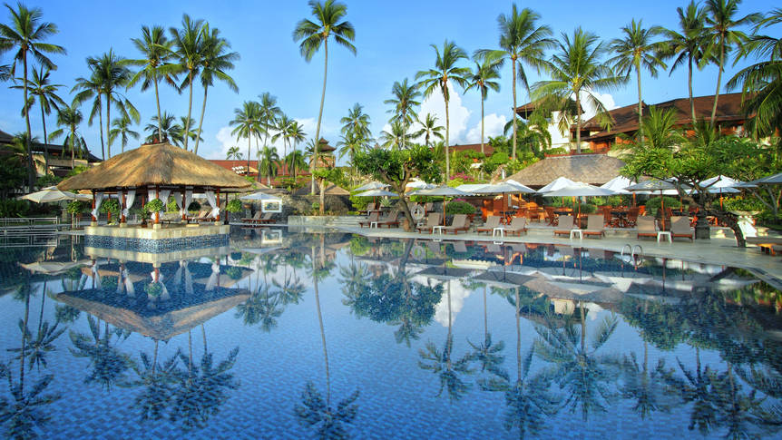 Zwembad Nusa Dua Beach Hotel & Spa