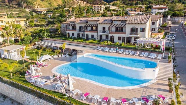 Exterieur Michelizia Tropea Resort