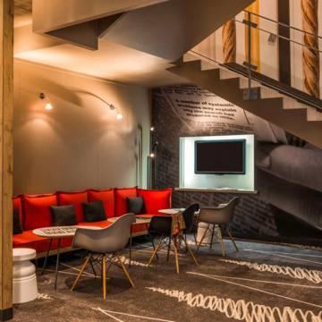 Lounge Hotel Ibis Montmartre