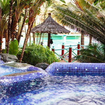 Jacuzzi Abora Continental by Lopesan Hotels