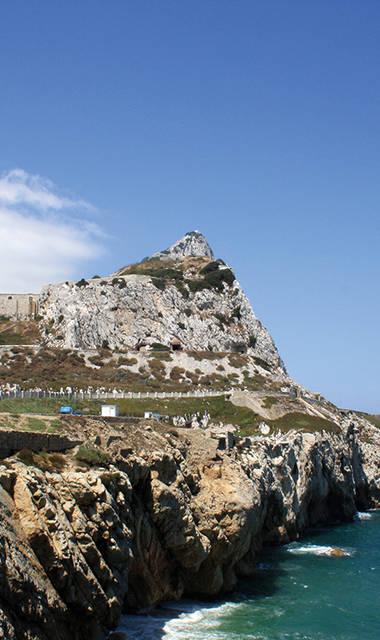 8-daagse fly-drive Tussen Gibraltar en Granada