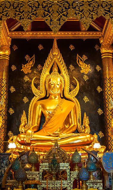 5-daagse privé rondreis met chauffeur & gids Geheimen van Noord-Thailand