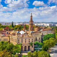 Kerstreizen 5-daagse vliegreis Kerst in Sevilla in Sevilla (Steden, Spanje)