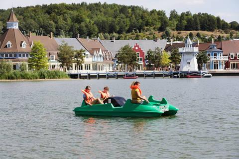 Fantastische autovakantie Picardië 🚗️Vakantiepark Center Parcs Le Lac d'Ailette
