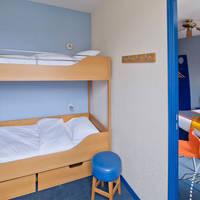 Crew Room 6 bunk