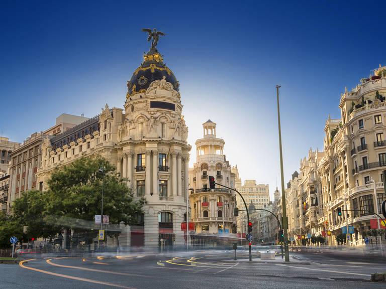 Stedentrip Madrid)