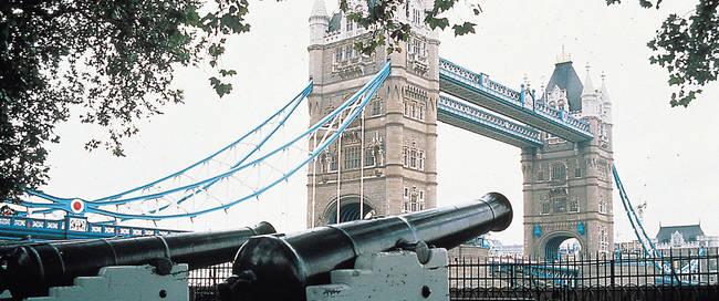 Londen Tower Bridge