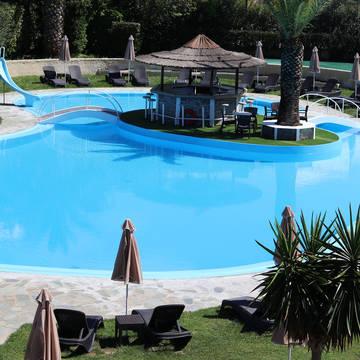 Pegasus Hotel - Zwembad Pegasus Hotel