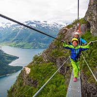 16-daagse familiereis Noorwegen met de kids