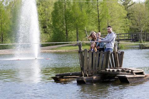 Goedkope vakantie Drenthe 🚗️Vakantiepark Center Parcs De Huttenheugte