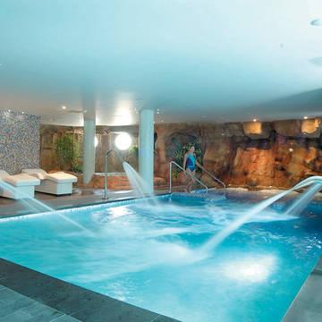 Overdekt zwembad Hotel Evenia Olympic Palace