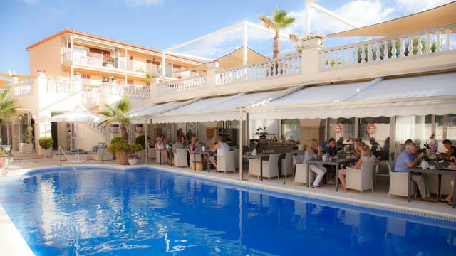 Exterieur Van der Valk Hotel Barcarola
