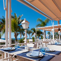 Restaurants en Beach Club