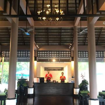 Palm Galleria Resort - Khao Lak - Receptie Palm Galleria Resort