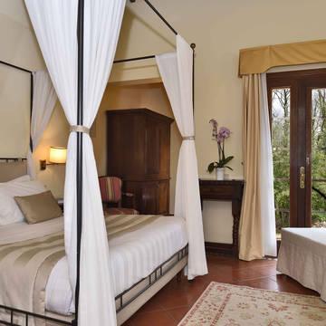 Voorbeeld Superior kamer Hotel Borgo San Luigi