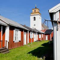Luleå kerkdorpje