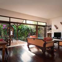 Voorbeeld 2 kamer villa