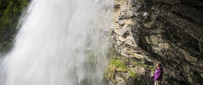 Waterval Geiranger