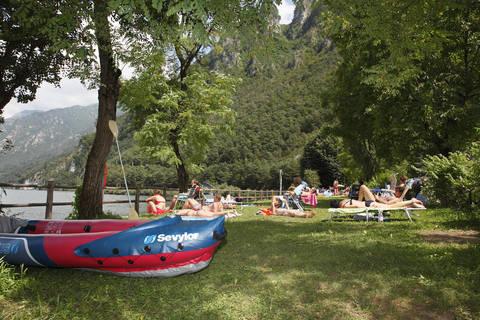 Last minute camping vakantie Merengebied 🏕️Camping Rio Vantone