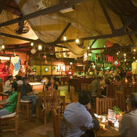 Boathouse BBQ restaurant