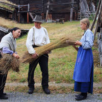 Lillehammer Openluchtmuseum Maihaugen - Foto: Jörgen Skaug