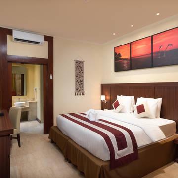 Voorbeeld superior kamer Grand Istana Rama Kuta