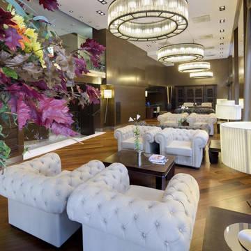 Lounge Hotel Barcelona Colonial