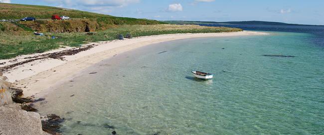 Churchill Barrier Orkney Islands