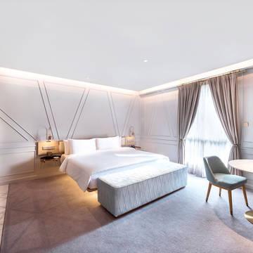 Voorbeeldkamer Prestige Hotel