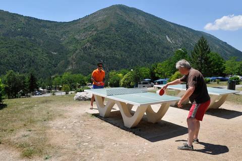 Last minute camping vakantie Provence 🏕️Camping Les Collines de Castellane