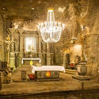 Kapel in Wieliczka
