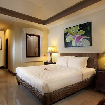 Voorbeeld Superior kamer Puri Santrian