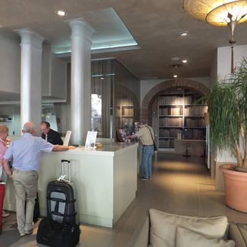 Receptie Hotel Sant Agustí
