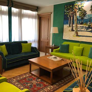 Lounge Hotel Iseo Lago