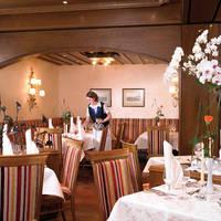 Restaurant met personeel