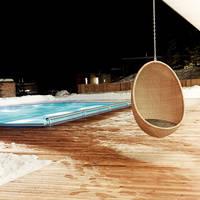 Hotel - buitenzwembad