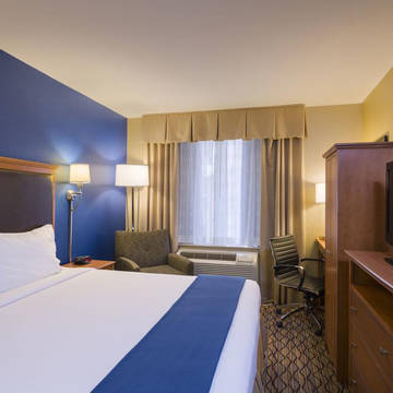 Voorbeeld kamer Hotel Holiday Inn Express New York City - Chelsea
